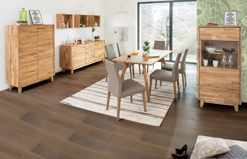 Esszimmer Numero Kranepuhls optimale Möbelmärkte