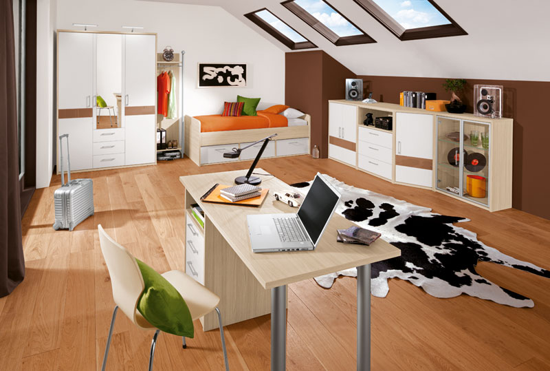 jugendzimmerprogramm riva kranepuhls optimale m belm rkte. Black Bedroom Furniture Sets. Home Design Ideas