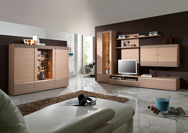Wohnwand Bansin - Kranepuhls optimale Möbelmärkte
